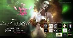 TFA Birds of Paradise Invite LRG