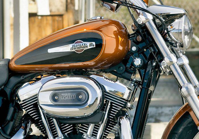 Harley-Davidson XL SPORTSTER 1200 CUSTOM 2017 - 13