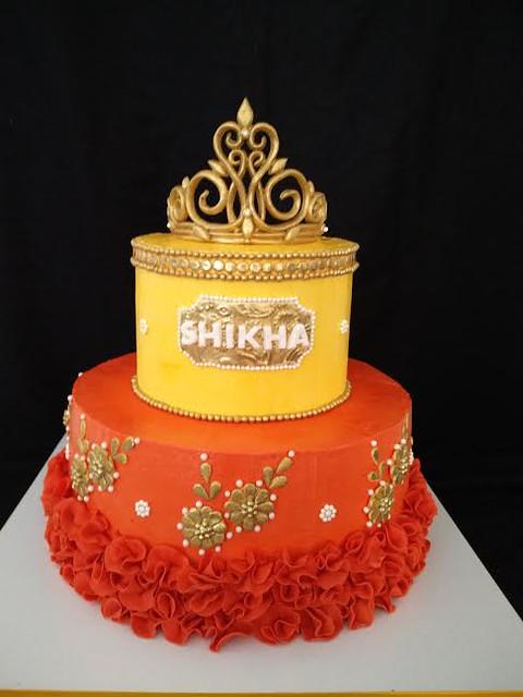 Cake by Dhanashree of Cakes & Bakes