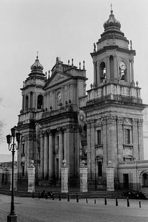 Catedral Ciudad de Guatemala