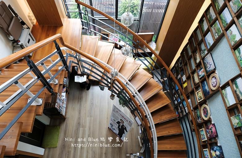 羅布森書蟲房.台中景點.獨立書店13