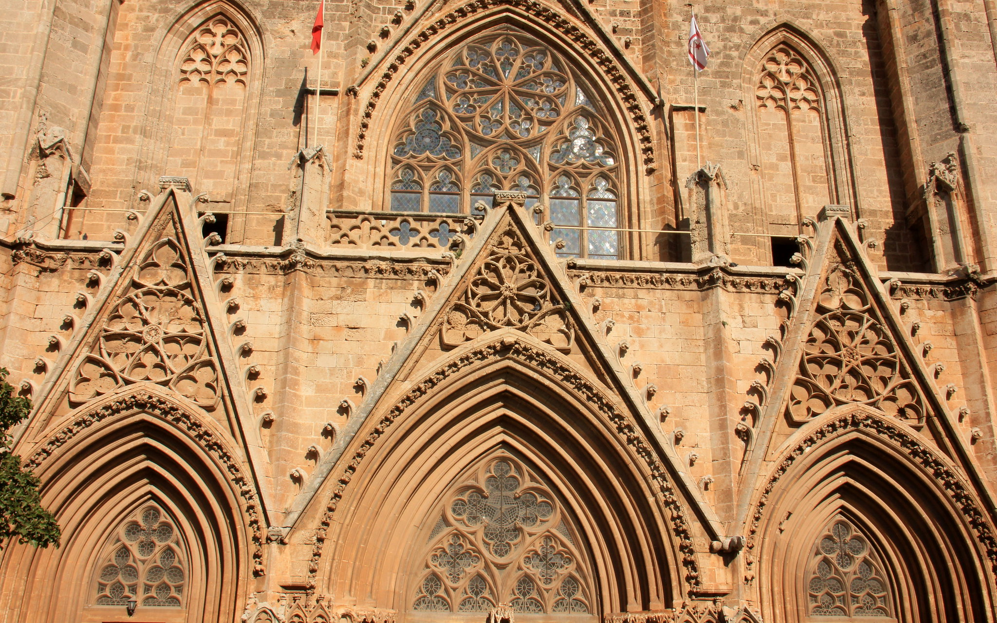 The gorgeous cathedrals of Famagusta makes it compelling to visit Northern Cyprus