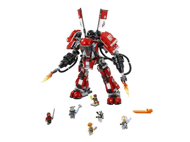 70615 Fire Mech 3