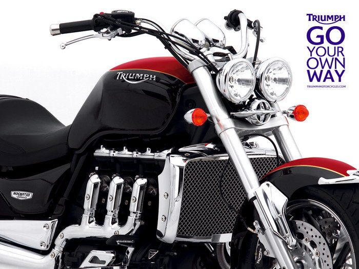 Triumph 2300 ROCKET III 2004 - 25