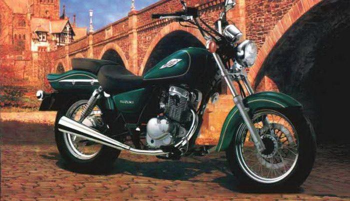Suzuki 125 MARAUDER 2003 - 2