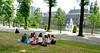 De picknick by Roel Wijnants
