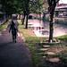 A rainy day - Dublin, Ireland - Color street photography by Giuseppe Milo (www.pixael.com)