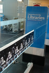 Star Wars Day decorations, South Library