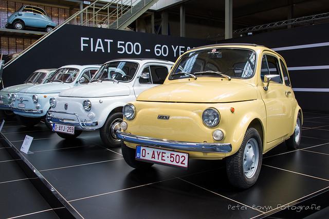 Fiat 500 R - 1975