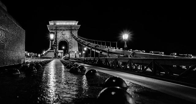 Kettenbrücke Budapest, Fujifilm X-E2, XF10-24mmF4 R OIS