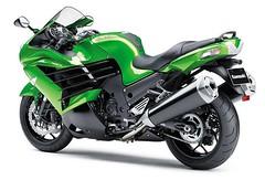 Kawasaki 1400 ZZR 2019 - 23