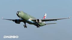 China Eastern A330-343 msn 1801