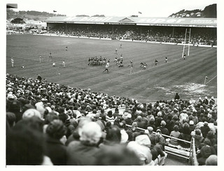 Wellington versus British Lions at Athletic Park (1977)