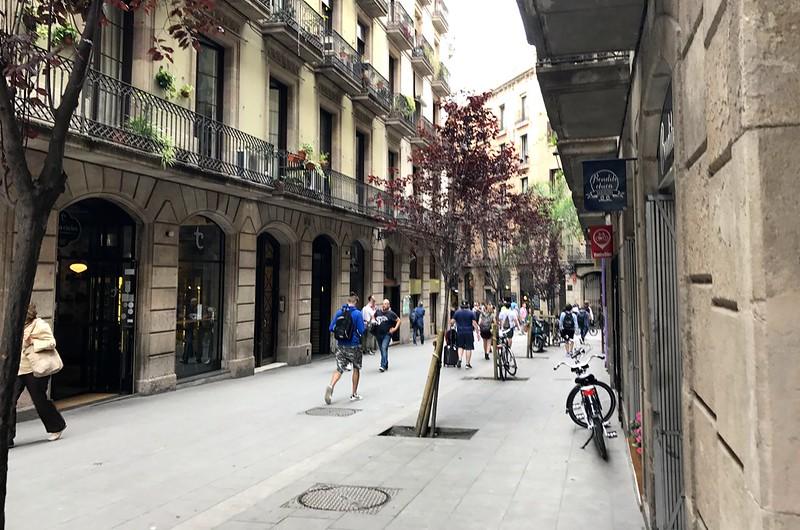 Barcelona, Spain, 2017