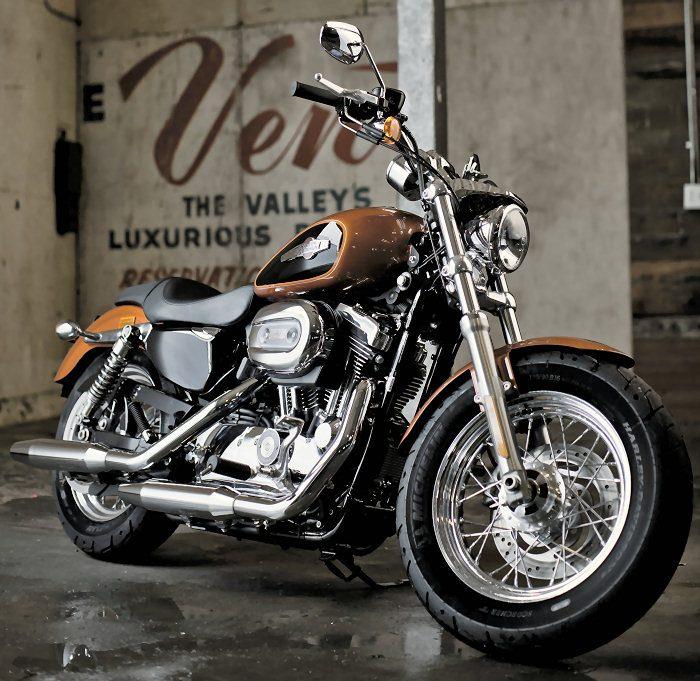Harley-Davidson XL SPORTSTER 1200 CUSTOM 2017 - 14
