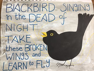 19 Blackbird -Beatles - Music