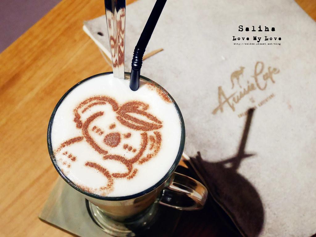 台北中山區咖啡館推薦Aussie Cafe 澳氏咖啡早午餐 (29)