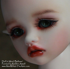 "Doll In Mind ""Bellose"" commission for Bonnie"