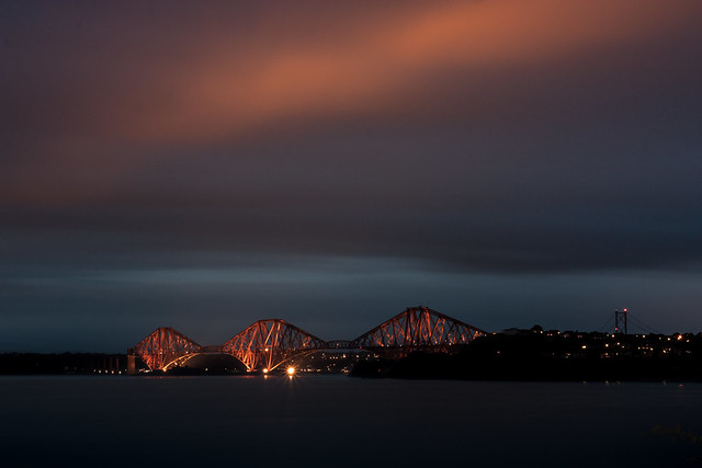Night Bridge, Canon EOS 450D, Sigma 17-70mm f/2.8-4.5 DC Macro