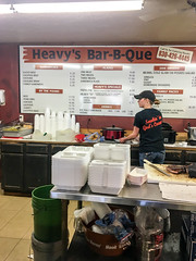 Heavy's Outdoor Bar-B-Que