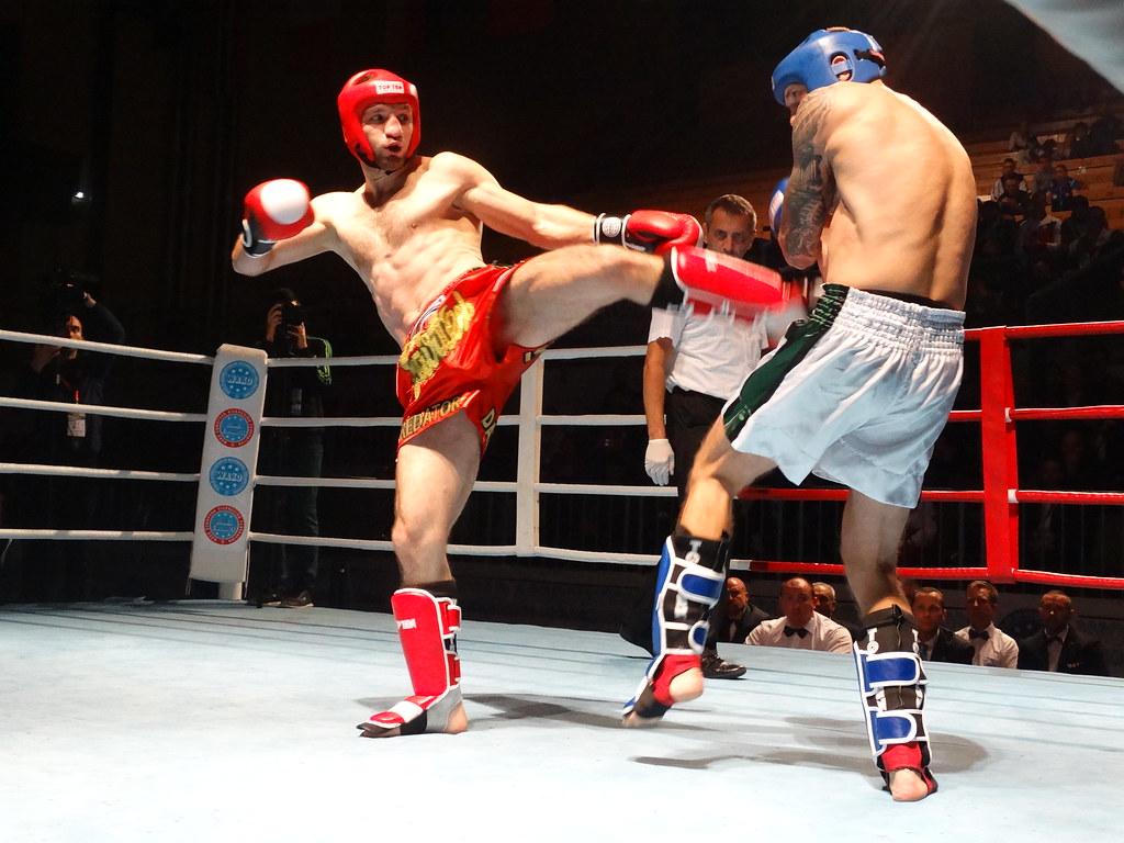 Kickboxing | IWGA