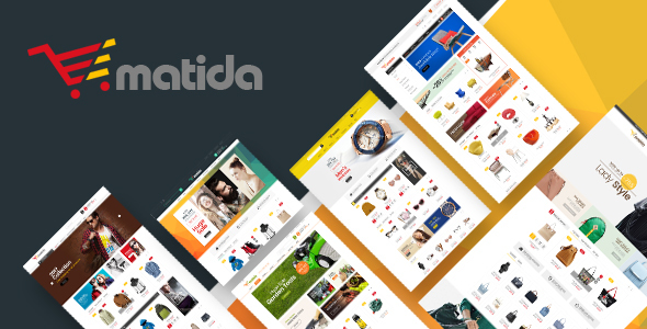 Matida v1.0 – Multipurpose Responsive Prestashop Theme