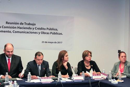 Tercera Comisión de la Permanente 23/may/17