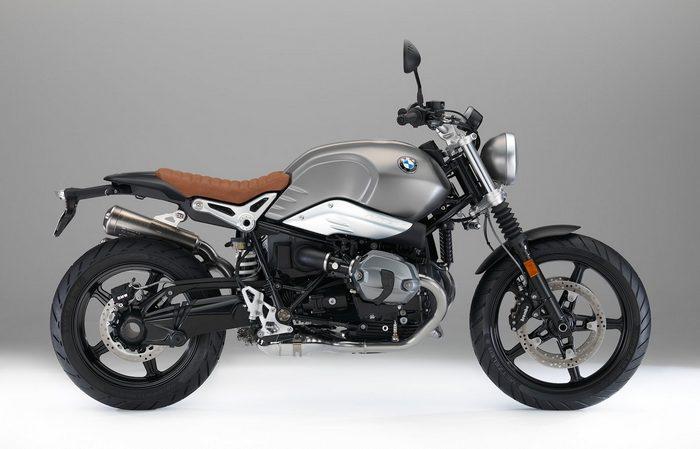 BMW 1200 R NineT Scrambler 2019 - 23