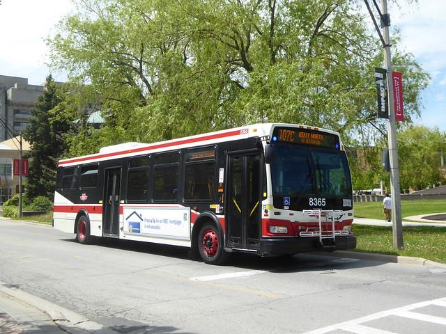 DP039 - Toronto Transit, Panasonic DMC-ZS40