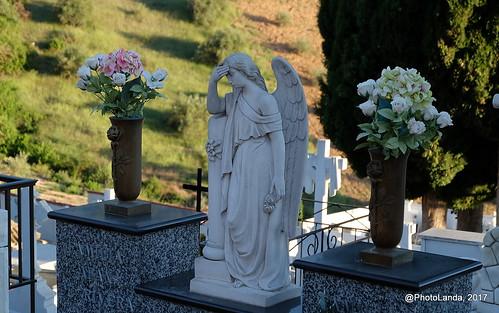 Cementerio de Benalúa de las Villas