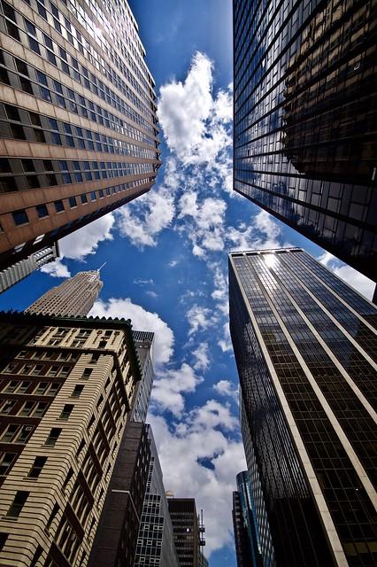 New York, Sony SLT-A58, Sigma AF 10-20mm F4-5.6 EX DC