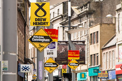 Election time in Inverness