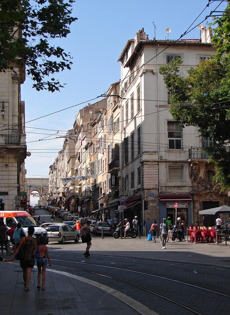 Marseille carte bouches du rh ne france mapcarta for Marseille bouche du rhone