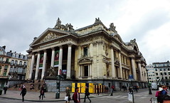 Brussels Stock Exchange (Bourse de Bruxelles)
