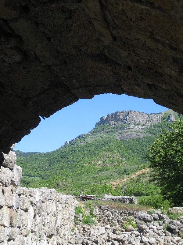 Funa Fortress, Alushta