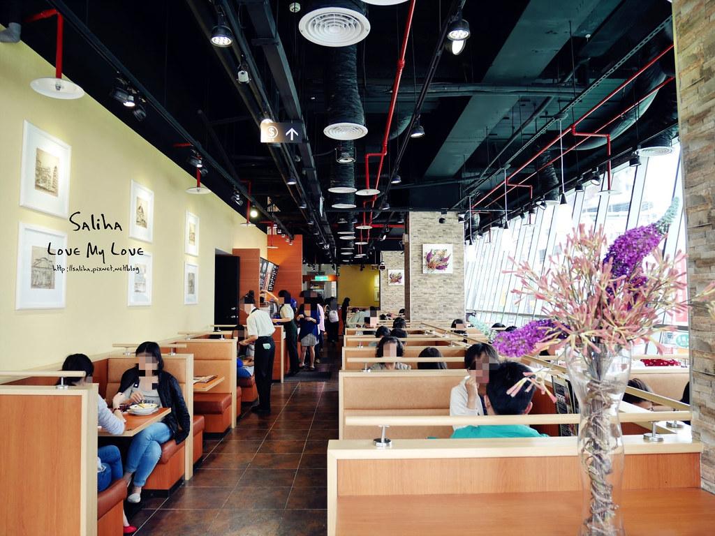 新店大坪林餐廳推薦薩莉亞義大利麵披薩 (10)