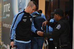 16-06-2017: Embarque equipe principal do Londrina