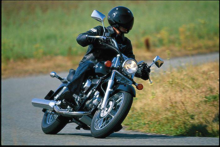 Honda 125 Shadow VT 2006 - 12