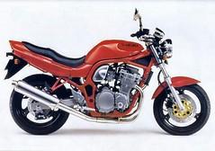 Suzuki GSF 600 Bandit N 1997 - 0