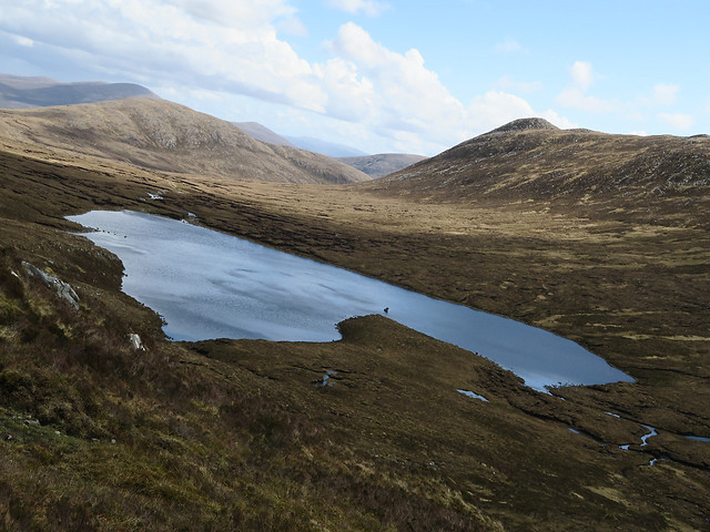 Loch before crossing the, Canon POWERSHOT G5 X