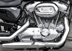 Harley-Davidson XL 883 L Superlow 2011 - 11