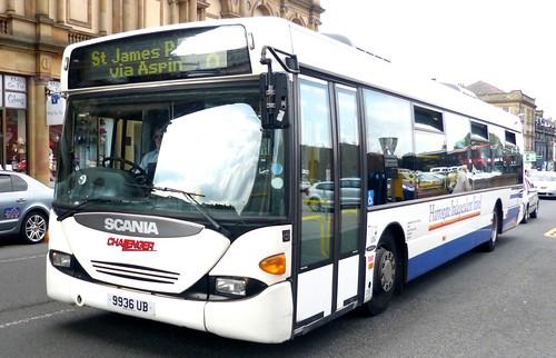 9936 UB 'conneXionsbuses' Scania N94UB OmniCity on 'Dennis Basford's railsroadsrunways.blogspot.co.uk