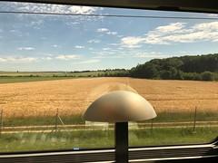 The train to nice