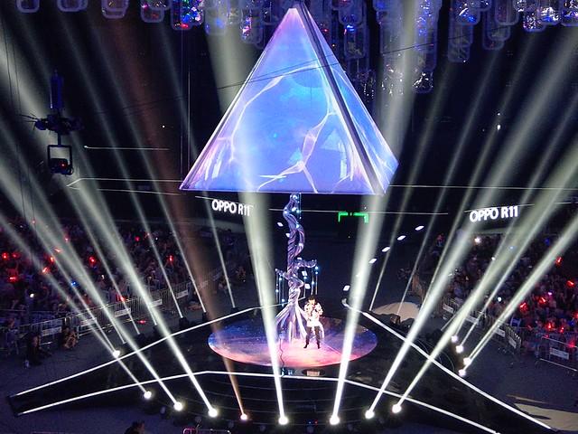 2017浙江衛視年中盛典 OPPO R11年度發表會