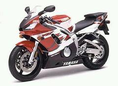 Yamaha YZF-R6 600 2002 - 12