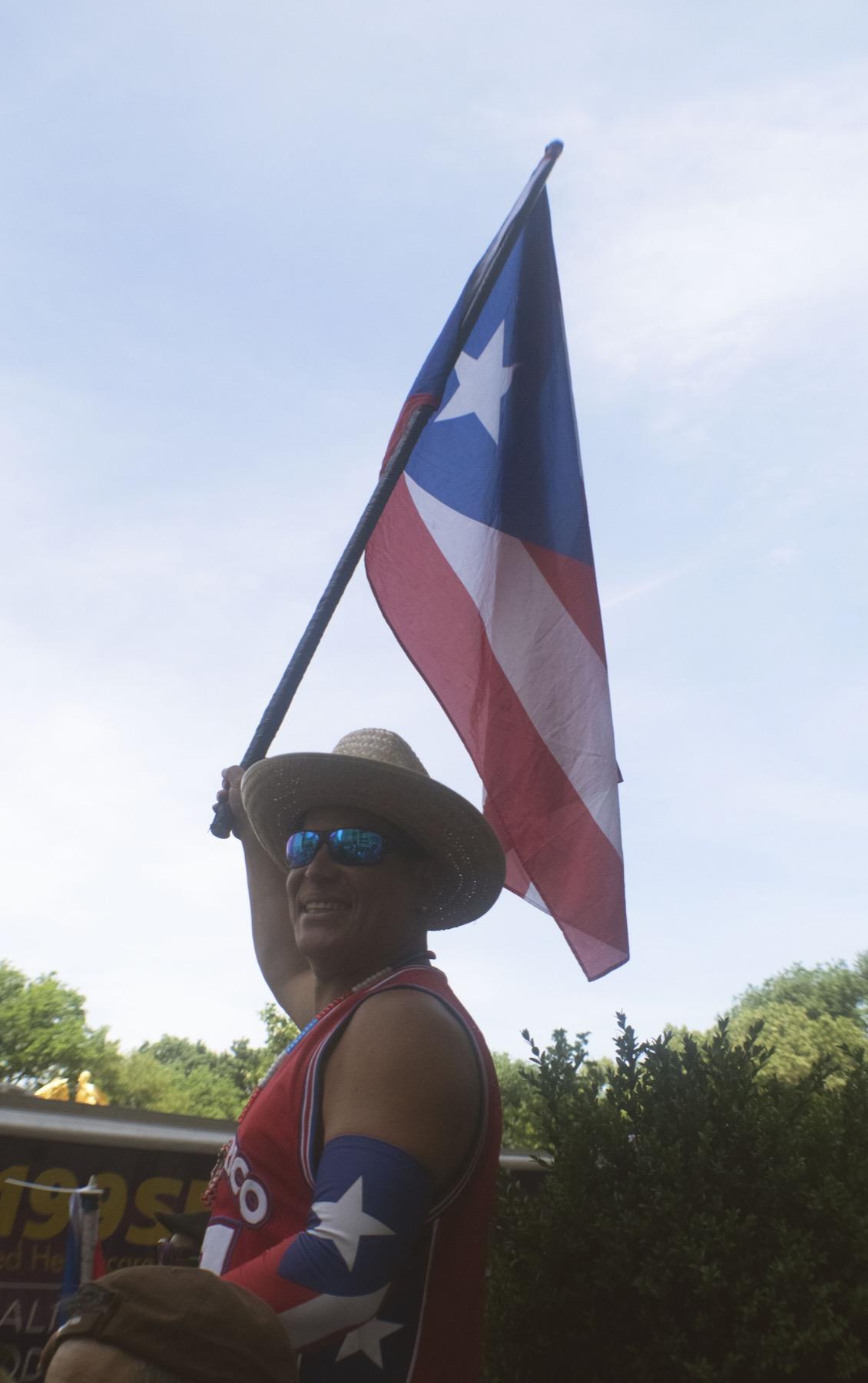 Boricua Pride New York City S Puerto Rican Day Festival