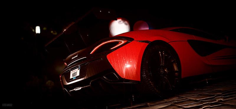 Need for Speed / MacLaren 570s