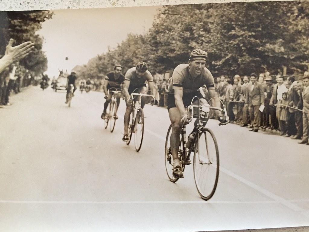 Trofeo Falck (22 luglio 1956) (materiale inviato dal figlio Danilo .... grazie)