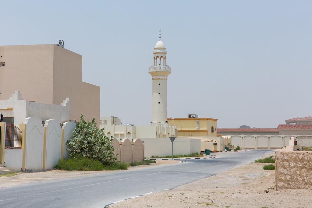 Qatar. Umm Salal Mohammed