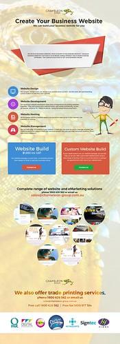 Complete Range of Website Solutions - Chameleo Media